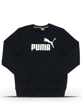 Puma ESS-V-NECK-TEE-GRY-PMA469G v2