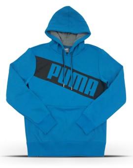 Puma FUN-BIG-LOGO-HD-SWEAT-FL-BLU-PMA729BL