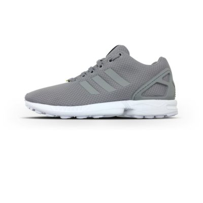 Grey and white Adidas training sneaker
