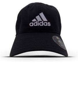 ADIDAS-PERFORMANCE-LOGO-CAP-BLK-ADD1218B
