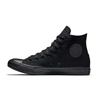 converse all star mono hi black all32 - CONVERSE ALL STAR MONOCHROME CANVAS HI BLACK ALL32 600x600 400x400 - CONVERSE ALL STAR MONO HI BLACK ALL32
