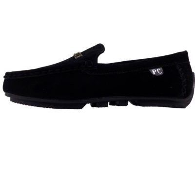 5 shoes every man should own - CR0534YSB 9907Y BLK SUDE DRIVER left e1480674744128 400x350 - 5 SHOES EVERY MAN SHOULD OWN