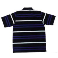 MENS FASHION BLUE STRIPE GOLFER* SELECTED STORES*