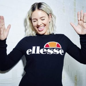 ellesse announce singer Anne-Marie as the new face of ellesse Heritage in the UK