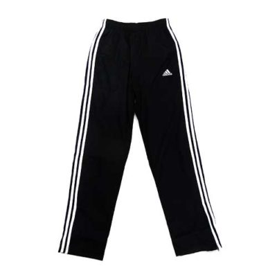 adidas performance striped pant black - ADD2312B ADIDAS TRACK PANT 400x400 - ADIDAS PERFORMANCE STRIPED PANT BLACK