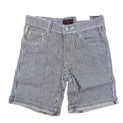 london republic fashion denim short striped - LRS17 521BB london republic triped denim shorts 400x400 - LONDON REPUBLIC FASHION DENIM SHORT STRIPED