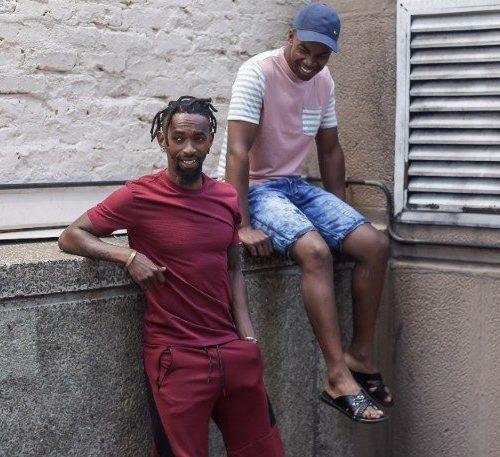 London Republic and NIKOS men's fashion collection