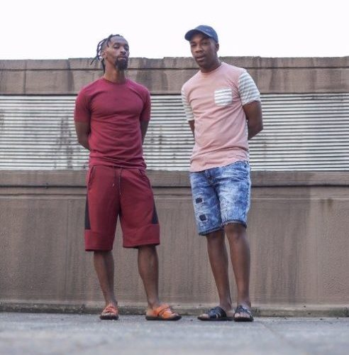 London Republic and NIKOS men's fashion collection Spring Summer 2017 Shoot