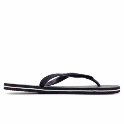 Ellesse Heritage Thong Sandals Black ELL350B V2