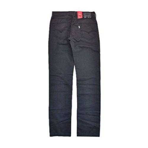 LEVIS 514 STRAIGHT FIT PANTS BLACK LEV515B V2 1 500x500 1
