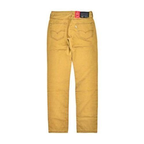 LEVIS 514 STRAIGHT FIT PANTS KHAKI LEV515KH V2 1 500x500 1