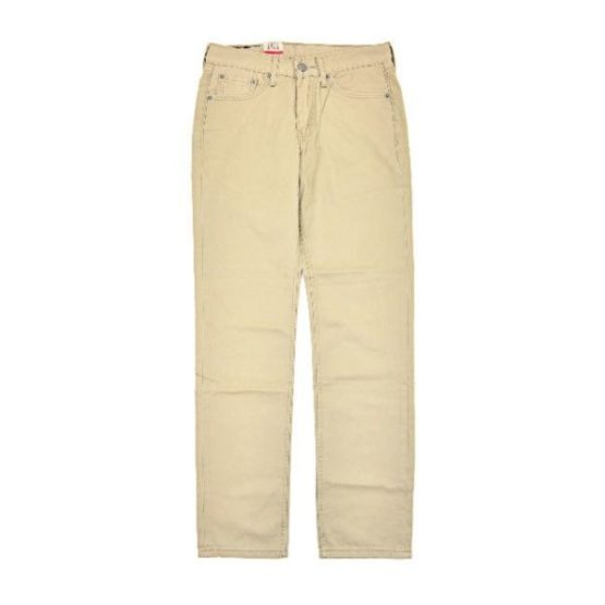 LEVIS 514 STRAIGHT FIT CHINO PANTS STONE LEVIS 514 STRAIGHT FIT CHINO PANTS STONE