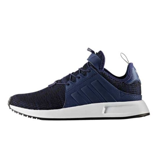 adidas ADIDAS ORIGINALS X PLR DARK BLUE RUNNERS YOUTH