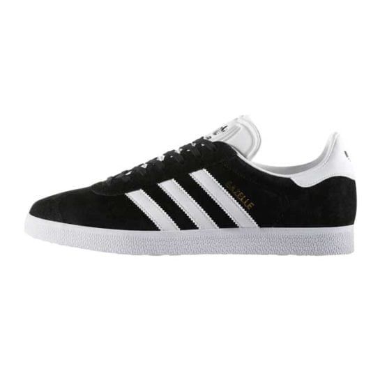 adidas ADIDAS ORIGINALS GAZELLE BLACK WHITE