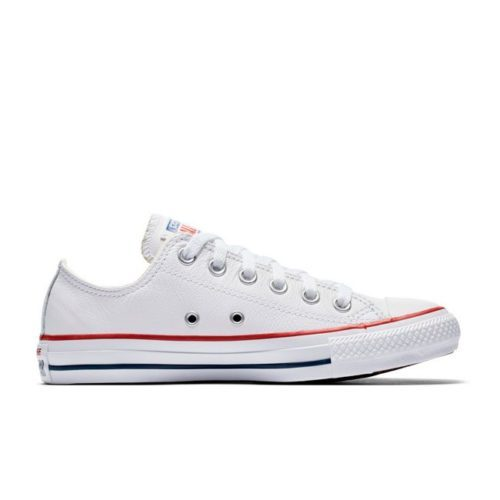 CONVERSE ALL STAR BASIC LEATHER LOW WHITE