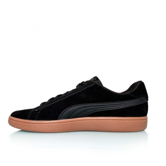 Available at Skipper Bar stores PUMA SMASH V2 BLACK SNEAKER