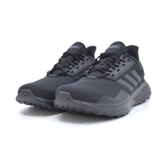 ADIDAS DURAMO 9 BLACK RUNNERS – Skipper Bar 5e5849f98c2