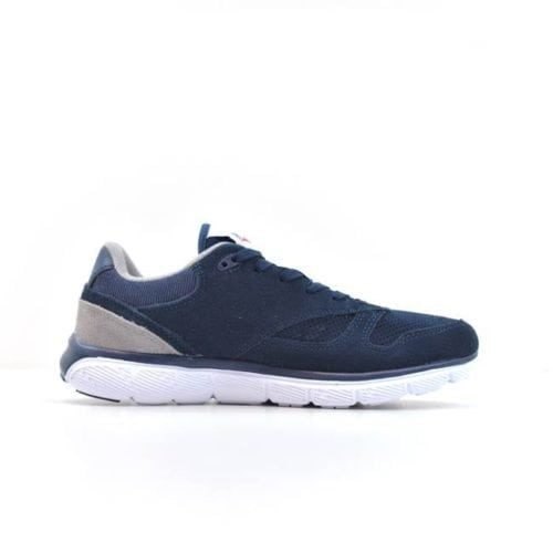 HI-TEC FREEDOM BLACK AND WHITE SNEAKERS
