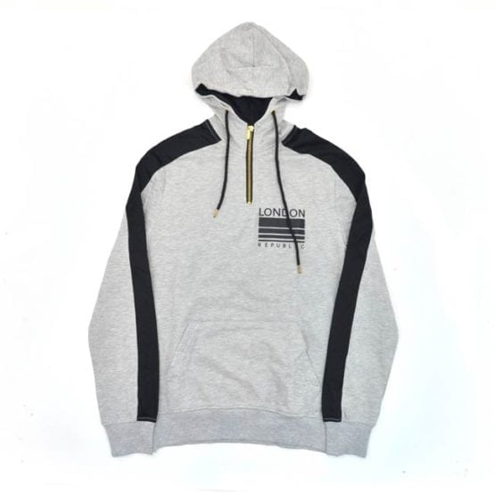 LONDON-REPUBLIC-LR188GB-GREY-HOODIE