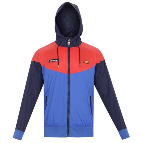 ellesse Heritage Light Weight Jacket Princess Blue ELL366PB