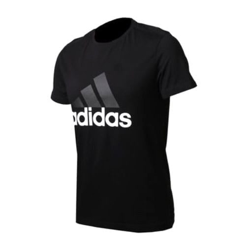 ADIDAS ATHLETICS ESS CLASSIC LINEAR TEE BLACK