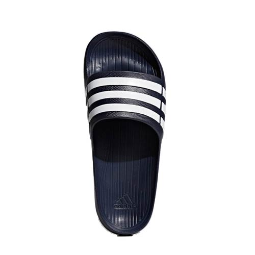 Adidas Duramo Navy Slide Sandals