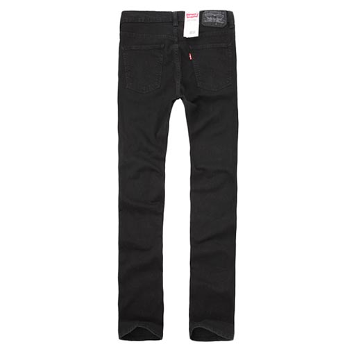 LEVIS 511 SLIM FIT DENIM RINSE BLACK