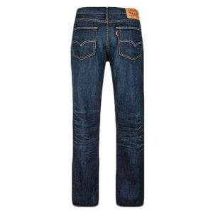 LEVIS 511 SLIM FIT LIVE OAK DENIM BACK