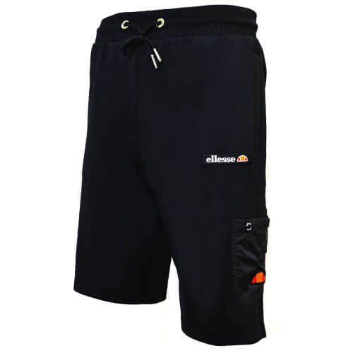 ellesse Heritage Drawcord Short Black
