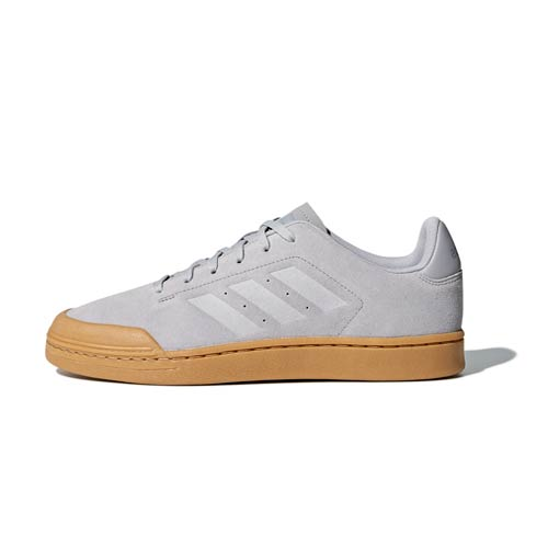 ADIDAS COURT 70s GREY SNEAKERS