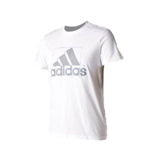 ADIDAS BADGE OF SPORT GRAPHIC TEE