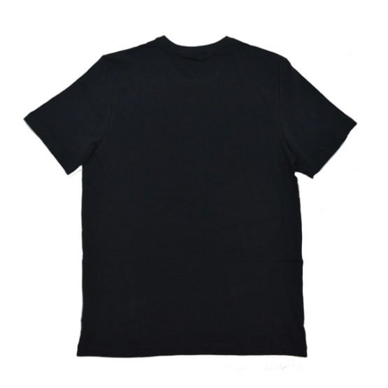 PUMA LOGO TEE BLACK MEN'S