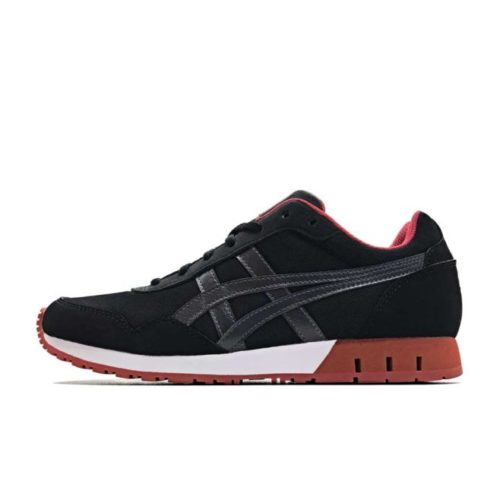 ASICS CURREO II BLACK AND GREY SNEAKER