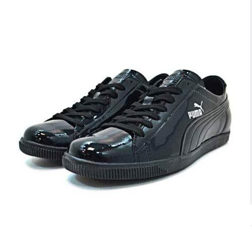 separation shoes 9f35e 9a922 PUMA GLYDE WOMEN PATENT BLACK