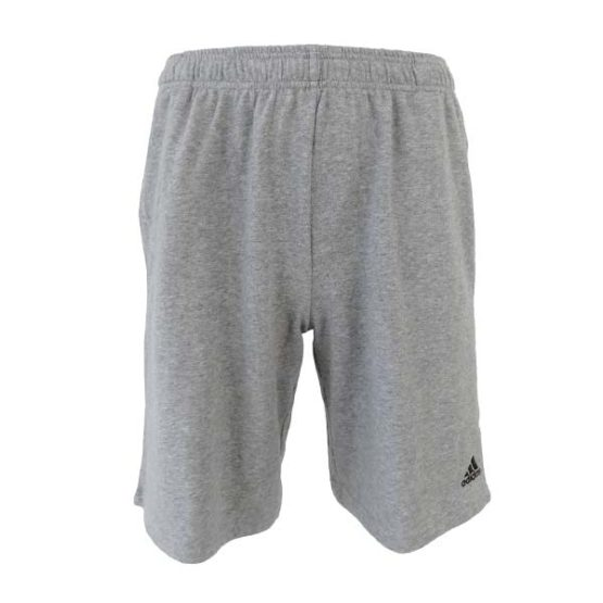 ADIDAS GREY PERFORMANCE JERSEY RH SHORTS