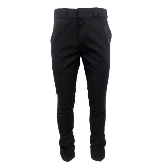 DICKIES SLIM BLACK TYCOON PANTS