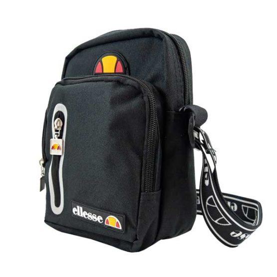 ellesse Heritage Black Sling Bag