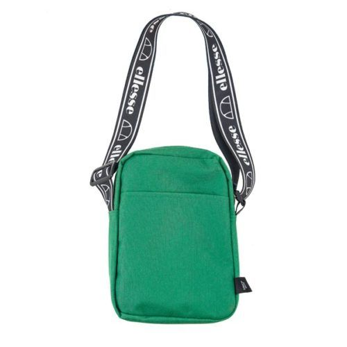 ellesse Heritage Red Green Sling Bag