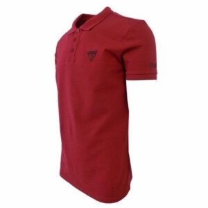 GUS5458R GUESS GOLFER RIVIERA RED SIDE