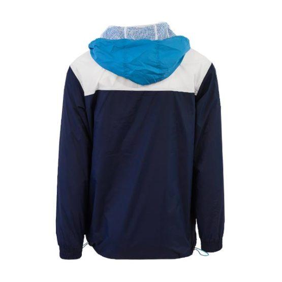 ellesse Heritage Hooded Windrunner Navy Blue