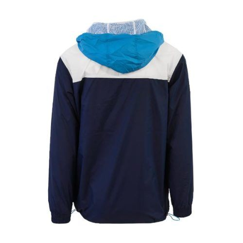 ellesse Heritage Hooded Windrunner Navy Blue