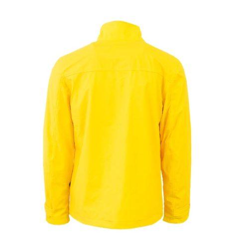 ellesse Heritage Yellow Rain Jacket