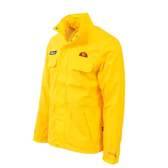 ellesse Heritage Yellow Rain Jacket