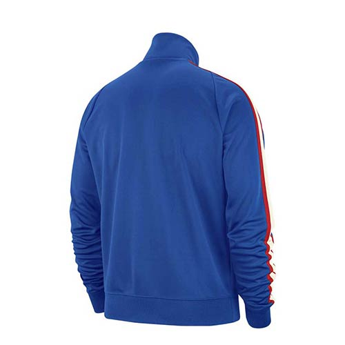 Nike Blue Tribute Game Royal Jacket
