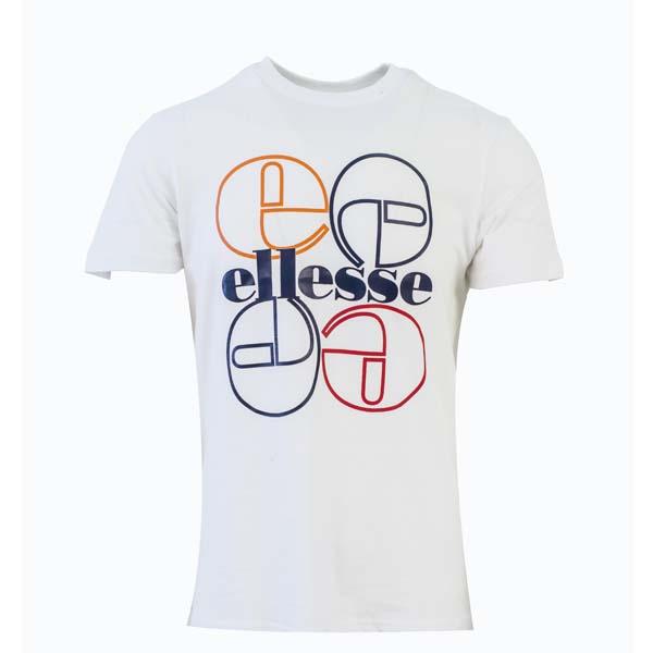 ellesse Heritage Big Logo T Shirt