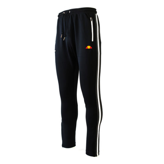 ellesse Heritage Panel Trackpants Black