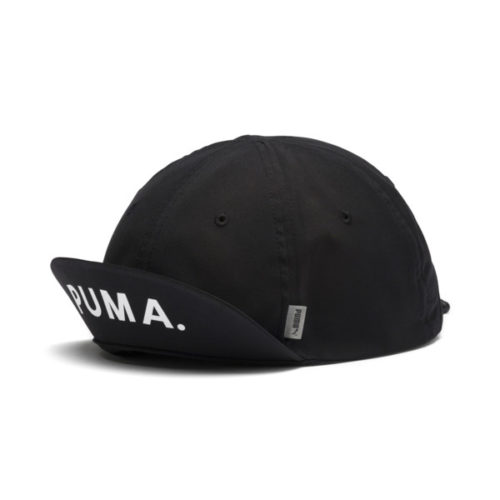 PUMA EPOCH LOW CURVE CAP BLACK