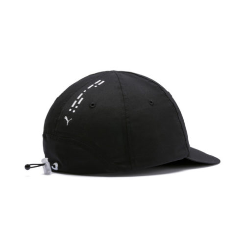PUMA EPOCH LOW CURVE CAP BLACK