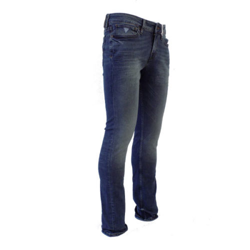 GUESS MEN'S LAPIS SLIM STRAIGHT BLUE JEANS