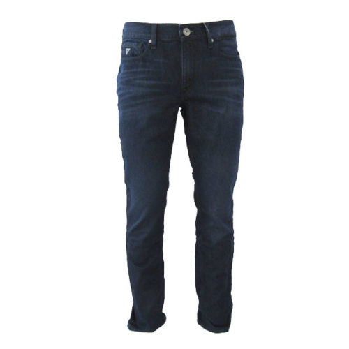 GUESS MEN'S LUNA SLIM STRAIGHT JEANS